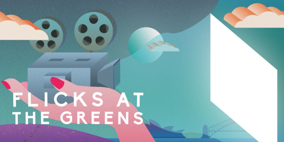 Flicks at the Greens (2015)