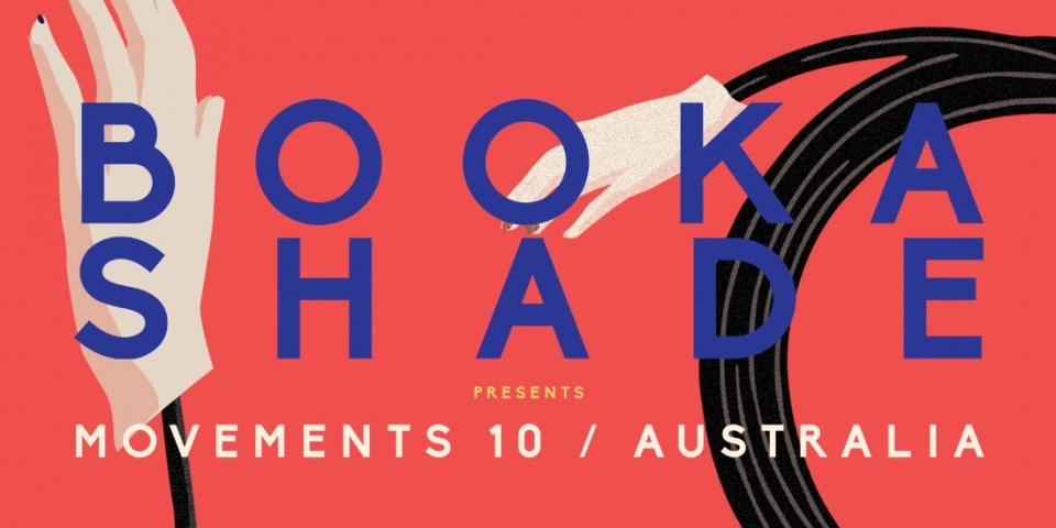 Booka Shade: Movements 10 Australia Tour (2017)
