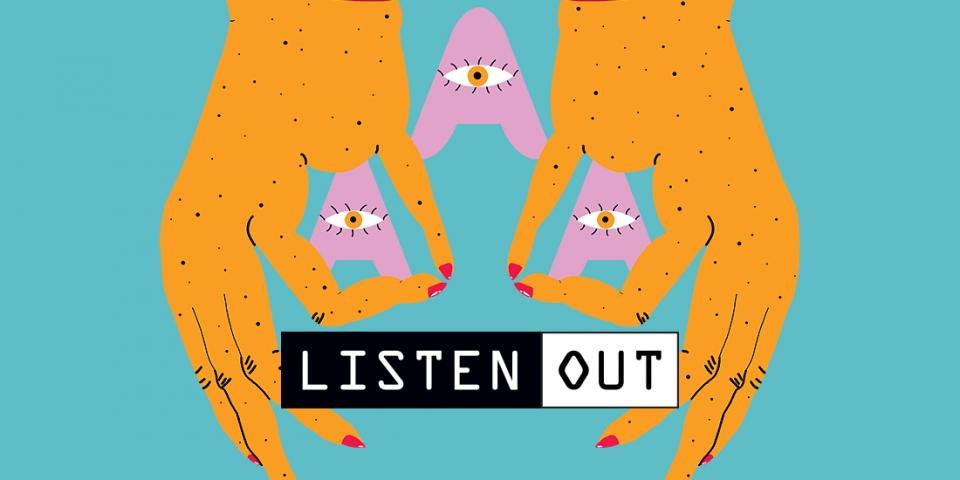 LISTEN OUT FESTIVAL EVENT ILLUSTRATIONS (2017)